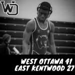 Wrestling beats East Kentwood 41 – 27