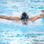 Boys Varsity Swimming beats Detroit Catholic Central 109 – 77