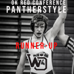 Foster Earns Runner-Up Status at OK Red Championships