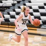 Girls Varsity Basketball beats Grand Haven 52 – 38
