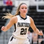 Girls Varsity Basketball falls to East Kentwood 51 – 39