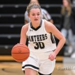 Girls Varsity Basketball beats Caledonia 47 – 29