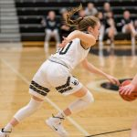 Girls Varsity Basketball falls to Hudsonville 64 – 36