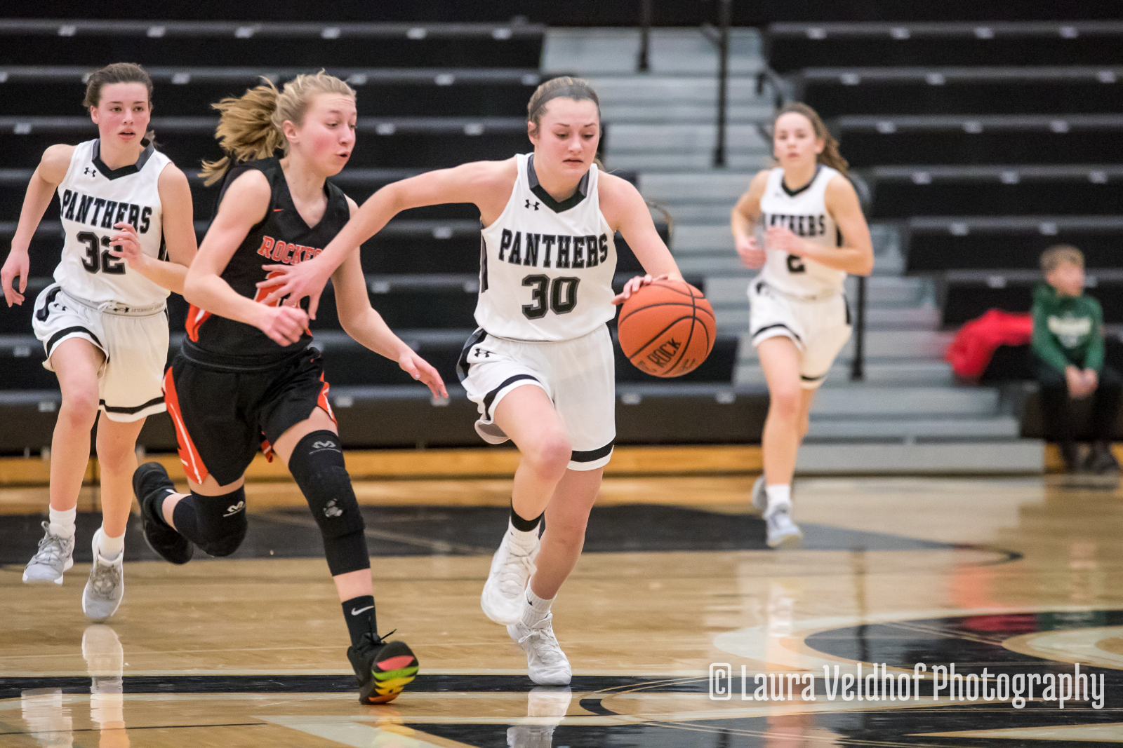 Girls Varsity Basketball falls to Jenison 55 – 33
