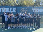 Boys Varsity Tennis finishes 1st place at District Finals – Advances to State Finals