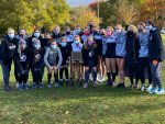 Girls XC Wins Back-to-Back Conference Titles
