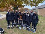 Girls XC Wins Regional Championship