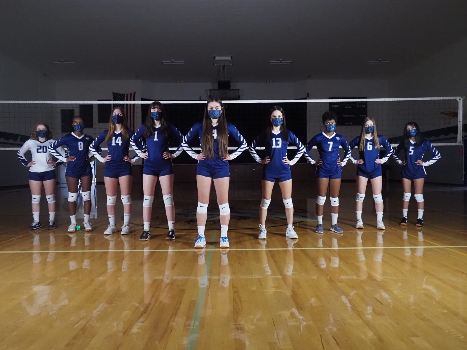 2021 Volleyball Team Pictures