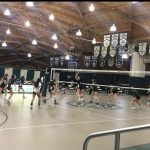 Girls Varsity Volleyball beats Charles Wright Academy 3 – 0