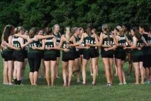 WHS Girls Cross Country