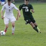 Boys Soccer despite loss has eyes on SWC Title