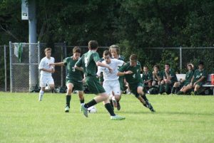 Boys Soccer vs Medina JV