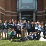 Demon Student-Athletes Attend OHSAA Leadership Conference
