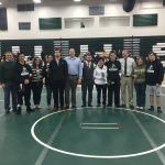 Demons go 1-1 in SWC Double Dual on Senior Night