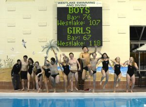 Swimming & Diving: Senior Night 2016