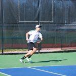 Westlake High School Boys Varsity Tennis beat Lakewood High School 3-2