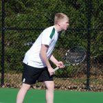 Westlake High School Boys Varsity Tennis beat St Edward High School 4-1