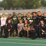 Boys Track earns District Runnerup!