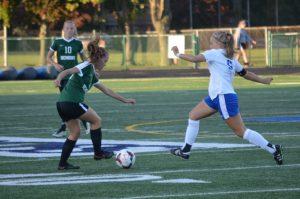 Girls Varsity Soccer v Midview 9-14-16