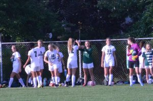 Girls Varsity Soccer v Brecksville Broadview Heights 10-3-16