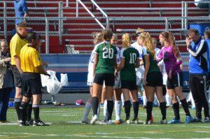Girls Varsity Soccer v Revere 10-8-16