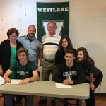 Akers and Blakely Sign with Cleveland State