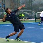 Westlake High School Boys Varsity Tennis falls to Copley Senior High School 3-2
