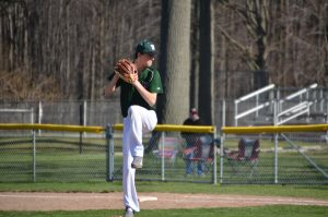 Junior Varsity Baseball – Apr 8 Avon Lake