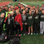 LBMS Track & Field Teams Defeat Olmsted Falls; Heberle, Bednar, & Kontak to Record Board