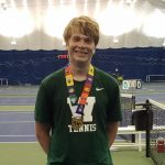 O'Meara Claims SWC Title at 3rd Singles