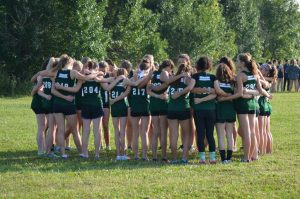 Girls Cross Country SWC Preview August 26, 2017