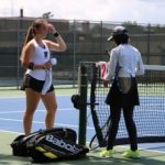 Westlake High School Girls Varsity Tennis beat Hudson High School 4-1