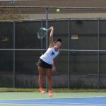 Westlake High School Girls Varsity Tennis beat Avon High School 3-0