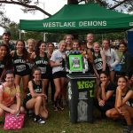 Girls Take 15th at Spartan Inv'l