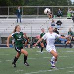 Varsity Girls Soccer vs Bay September 11, 2017