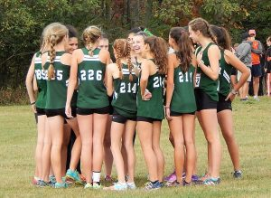 Varsity Girls Cross Country Medina XC Festival October 7, 2017