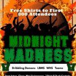 """Midnite Madness"" Event Announced"