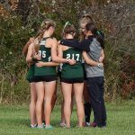 Girls Cross Country District Meet October 21, 2017