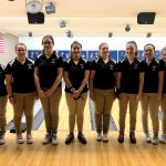 Girls Varsity Bowling finishes 3rd place at State Sectional Tournament