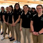 Girls Varsity Bowling finishes 6th place at State District Tournament