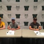 Spring Commitment Day: 4 Demons Choose Colleges!