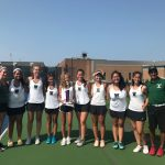 Lady Demon Tennis Steamrolls into Finals of SWC