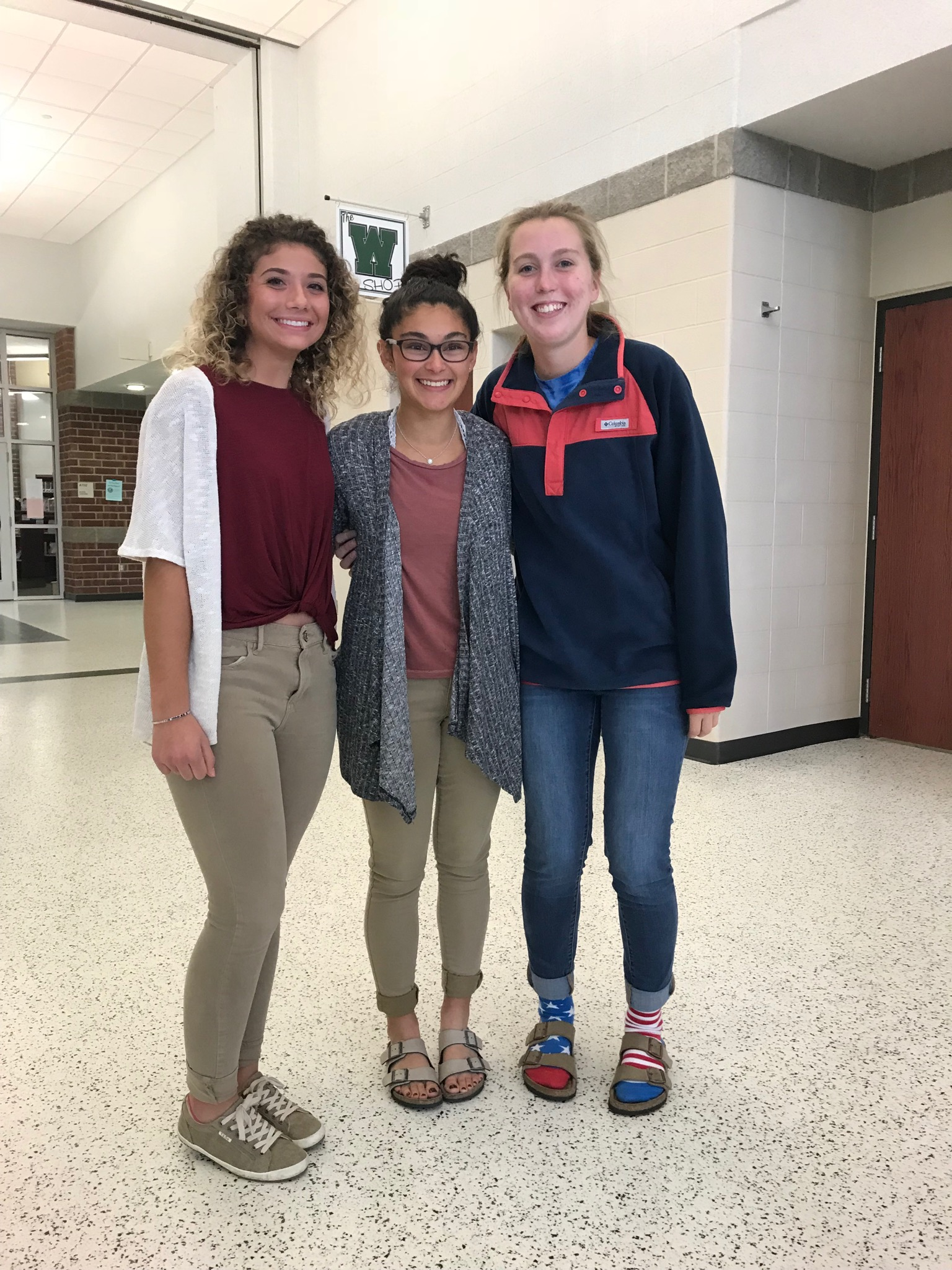 Peeler, Jhaveri and Michelich Head to OHSAA Tennis States!