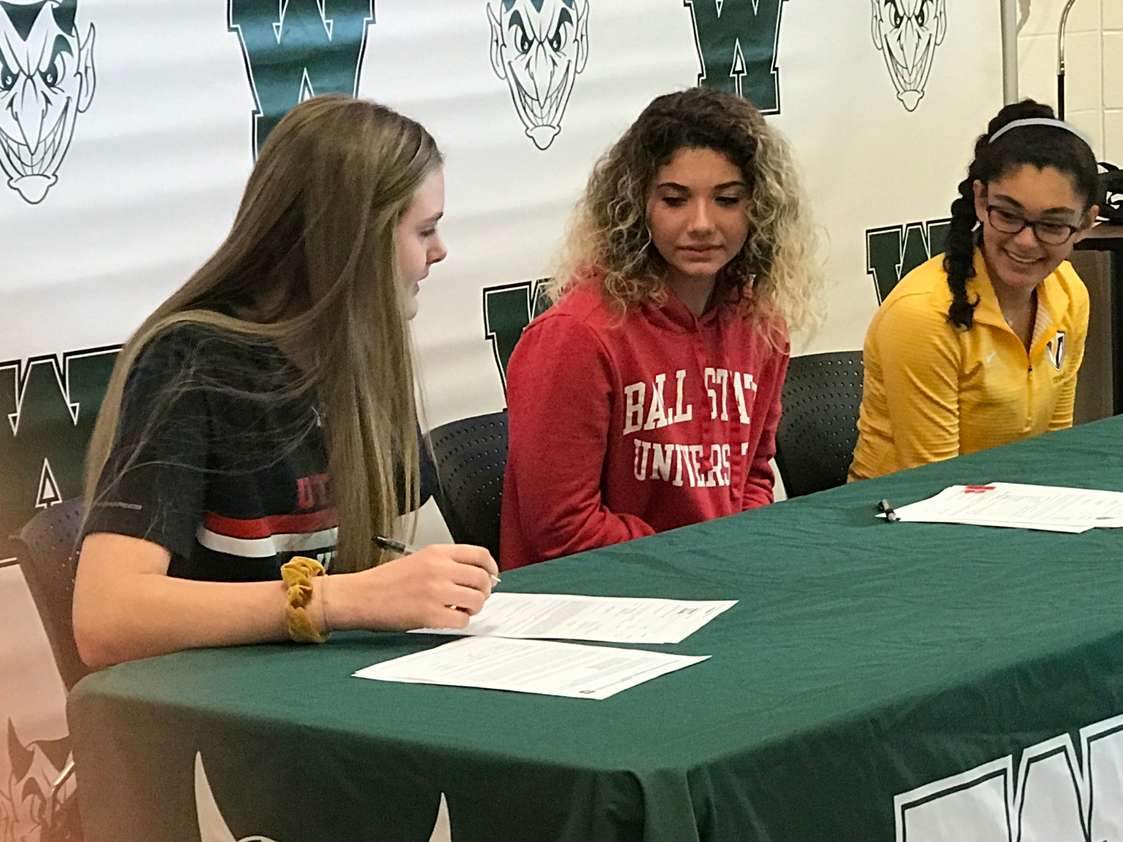 Girl Power: Three Demon Women Choose their Colleges