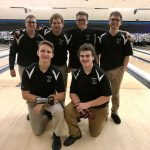 Boys Varsity Bowling finishes 2nd at Wildcat Classic, Kevin Mayle wins medalist honors.