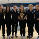 WHS Girls Bowling finishes 1st place at Wildcat Classic Tournament