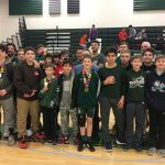 LBMS take SWC Middle School Wrestling Championship!