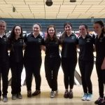 Girls Varsity Bowling finishes 9th place at the State Divisional Tournament