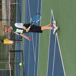 Boys Junior Varsity Tennis beats Copley Senior 5 – 0