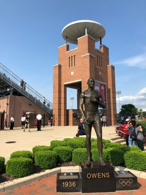 Girls Track & Field Ends Season at State Meet